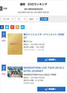 "GENERATIONS from EXILE TRIBE""GENERATIONS LIVE TOUR 2018"